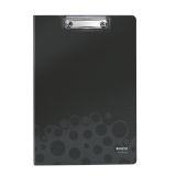 Skrivplatta Leitz Bebop polyfoam svart
