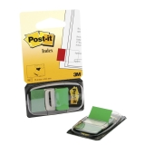 Index Post-it 680-3 groen