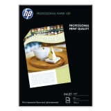 Fotopapper HP Professional A4 matt, 100 ark, 180g