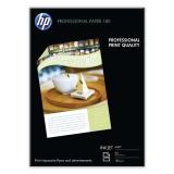 Fotopapir HP Professional A4 matt, 100 ark, 180g