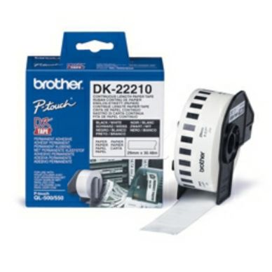 Blekk til BROTHER DK22210