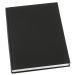 Muistikirja GRIEG Design sid. A5 100 g viiv. musta