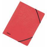 Snoddmapp Esselte FSC® A4 röd, 5 st