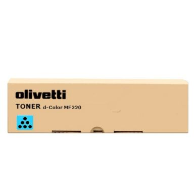 OLIVETTI Cartouche toner cyan 26.000 pages
