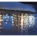 Airam LED-valosarja, jääpuikot, 140 lamppua, 6,8 m