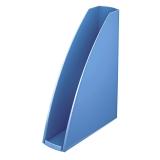 Tidskriftssamlare Leitz Plus Wow blå
