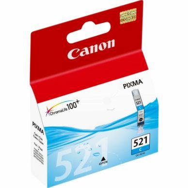 Blekk til CANON CLI-521C