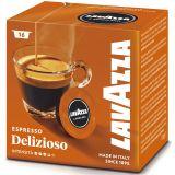 Lavazza Espresso Delizioso kaffekapsler, 16 stk.