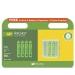 GP ReCyko 4+2 st AAA Batterier