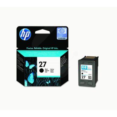 HP HP 27 -mustekasetti, musta, alkuperäinen 280 sivua
