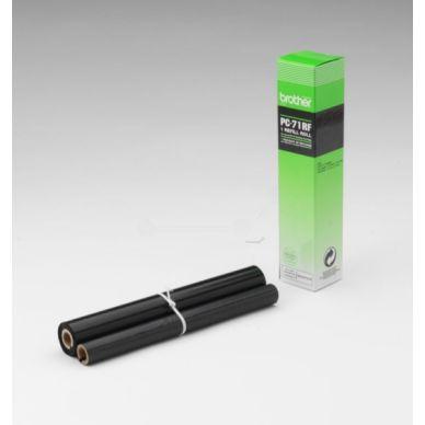 BROTHER Färgband svart PC71RF Motsvarar: N/A