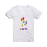 T-shirt transfer hvid A4 5 ark
