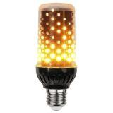 Decoration LED Fire Lamp E27 Svart 1800K