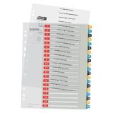 Leitz Cosy 1-20 register for PC utskrift