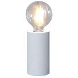 TUB lampefot i tre, E27, 15x8cm