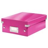 Sorteringsboks Click&Store S WOW Rosa