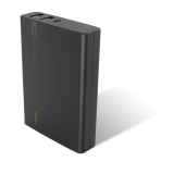 GP PowerBank Yolo 10400 mAh, Svart