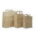 Bärkasse papper 44L brun, 200 st