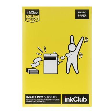 inkClub Fotopapier Premium  10x15 20 vel 240g