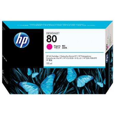 HP Mustepatruuna magenta Nro 80 175ml