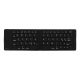 DELTACO wireless mini-keyboard, BT, IPX5, Nordic
