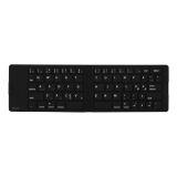 DELTACO wireless mini-keyboard, BT, IPX5, Nordic