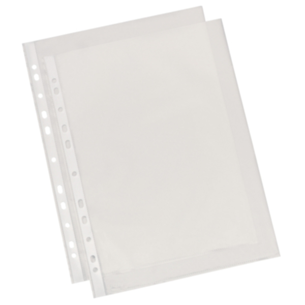 ESSELTE Plastlommer A4, økonomikvalitet, 10 st.