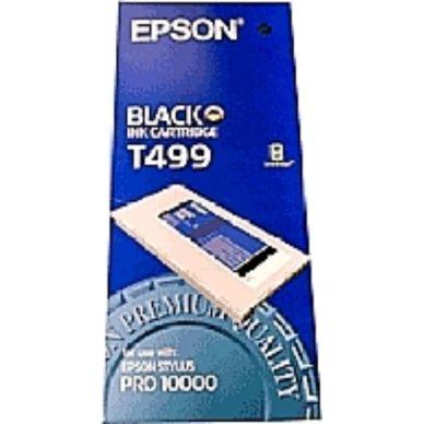 EPSON Mustepatruuna musta 500ml