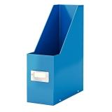 Tidsskriftsamler Click & Store WOW blå