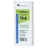 Airam smältpropp 16A, 5-pack