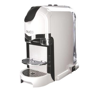 inkClub Italico Mivita kaffemaskine til kaffekapsler, hvid