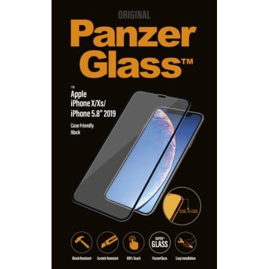 Panzerglass PanzerGlass Apple iPhone X/Xs/11 Pro Case Friendly, Sort