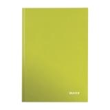 Muistikirja Leitz Wow A5 viivoitettu, vihreä