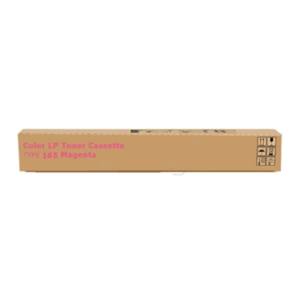Pris på Ricoh Tonerkassett magenta 6.000 sider høy kapasitet 402446 Tilsvarer: N/A