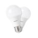 Airam LED Normallampe E27, 9,5W, 2-pakk