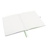Muistikirja Leitz iPad-size, ruudutettu, valkoinen