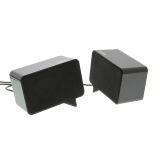 Portabla små multimediahögtalare, USB-drivna