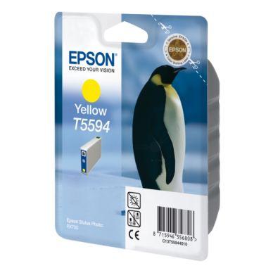 EPSON Mustepatruuna keltainen 13ml