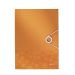 3-klaffmapp Leitz WOW PP A4 orange
