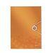 Strikkmappe Leitz WOW PP A4 Oransje