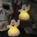 Halloween LED lys Spøkelser, batteridrevet