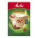 Melitta Kaffefilter 101 ubleket 40-pakk