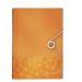 Prosjektmappe Leitz WOW PP Oransje
