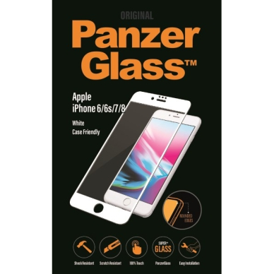 Panzerglass PanzerGlass iPhone 6/6s/7/8, Hvid