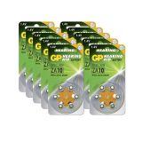 GP ZA 10-D6 / PR70, 10-pack