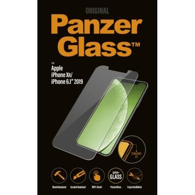 Panzerglass PanzerGlass Apple iPhone XR/11 5711724026621 Modsvarer: N/A