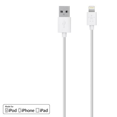 Image of BELKIN Belkin Lightning Cable 1.2 m