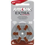 Rayovac EXTRA advanced 312 BRUN