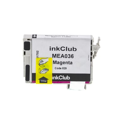 inkClub Cartouche dencre magenta, 220 pages