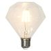 Illumination LED filament lampa E27, 3,2W